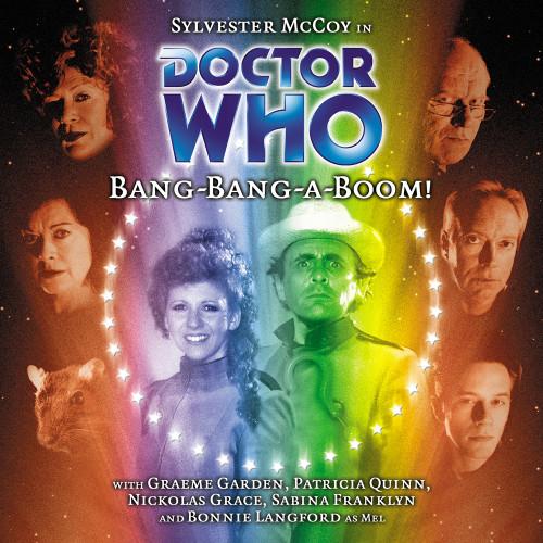 Doctor Who: BANG-BANG-A-BOOM - Big Finish 7th Doctor Audio CD #39
