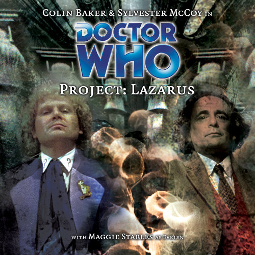 Doctor Who: PROJECT LAZARUS - Big Finish 6th & 7th Doctors Audio CD #45 (Last One)