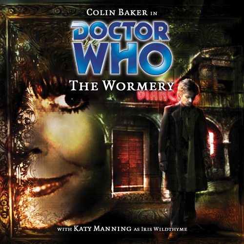 Doctor Who: THE WORMERY - Big Finish 6th Doctor Audio CD #51