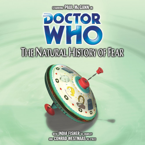 Doctor Who: THE NATURAL HISTORY OF FEAR - Big Finish 8th Doctor Audio CD #54