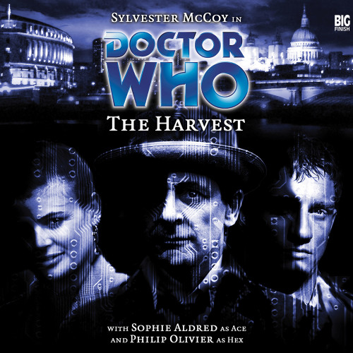 Doctor Who: THE HARVEST - Big Finish 7th Doctor Audio CD #58