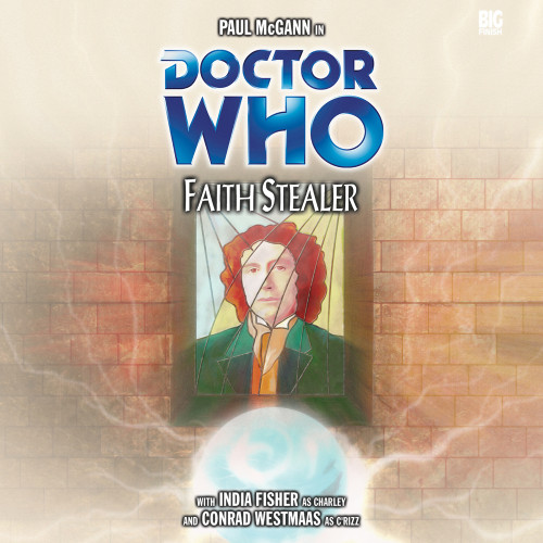 Doctor Who: FAITH STEALER - Big Finish 8th Doctor Audio CD #61