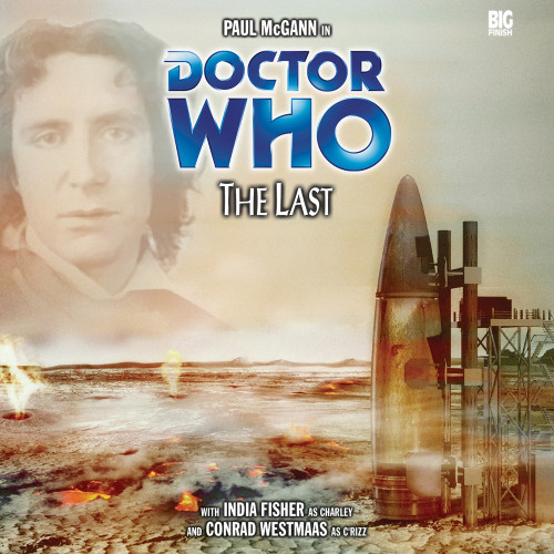 Doctor Who: THE LAST - Big Finish 8th Doctor Audio CD #62
