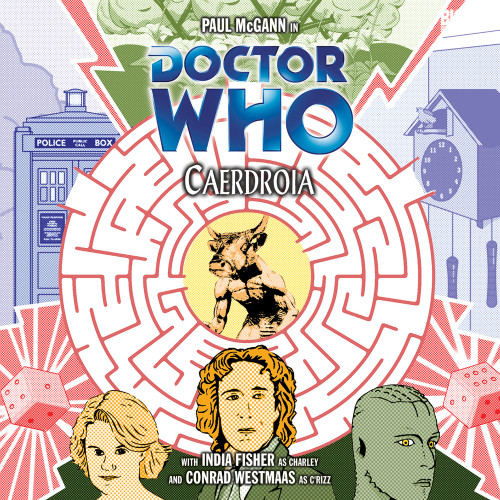 Doctor Who: CAERDROIA - Big Finish 8th Doctor Audio CD #63