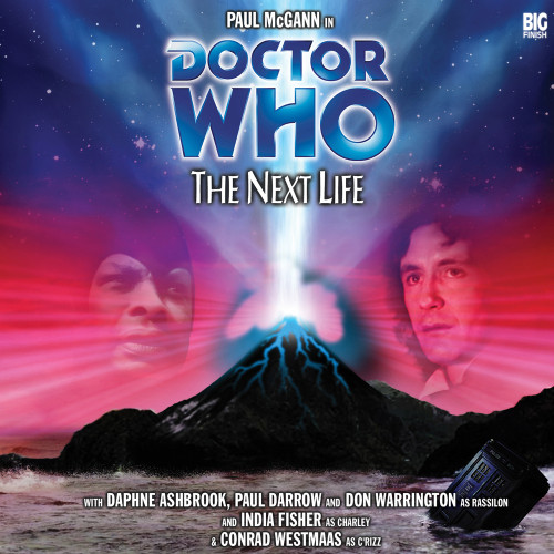 Doctor Who: THE NEXT LIFE - Big Finish 8th Doctor Audio CD #64