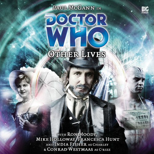 Doctor Who: OTHER LIVES - Big Finish 8th Doctor Audio CD #77