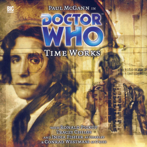 Doctor Who: TIME WORKS - Big Finish 8th Doctor Audio CD #80