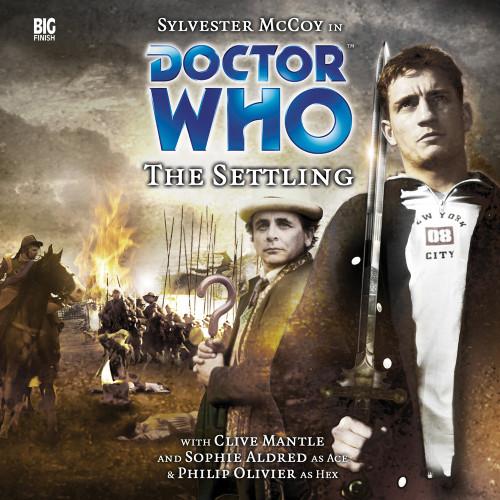 The Settling Audio CD - Big Finish #82 (2 CDs Plus Bonus Disc)