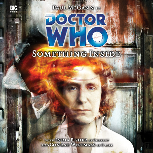 Doctor Who: SOMETHING INSIDE - Big Finish 8th Doctor Audio CD #83