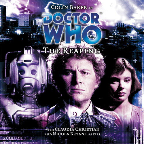 Doctor Who: THE REAPING - Big Finish 6th Doctor Audio CD #86