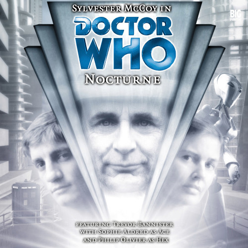 Doctor Who: NOCTURNE - Big Finish 7th Doctor Audio CD #92