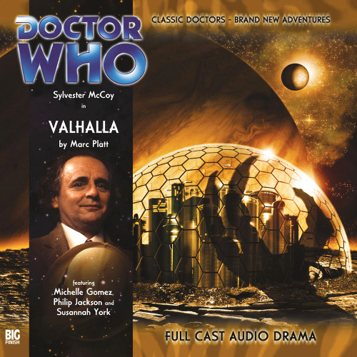 Doctor Who: VALHALLA - Big Finish 7th Doctor Audio CD #96