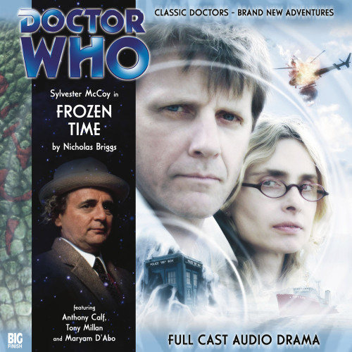 Doctor Who: FROZEN TIME - Big Finish 7th Doctor Audio CD #98