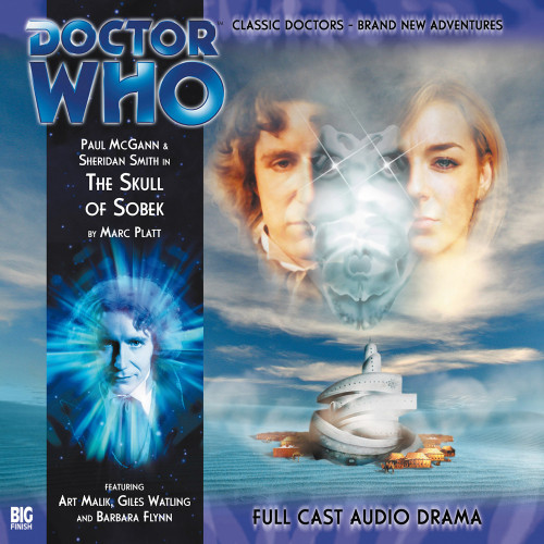Doctor Who: The Eighth Doctor Adventures #2.4 - THE SKULL OF SOBEK Big Finish Audio CD