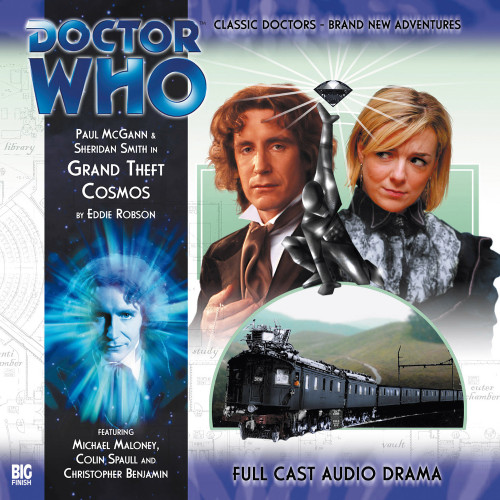 Doctor Who: The Eighth Doctor Adventures #2.5 - GRAND THEFT COSMOS Big Finish Audio CD