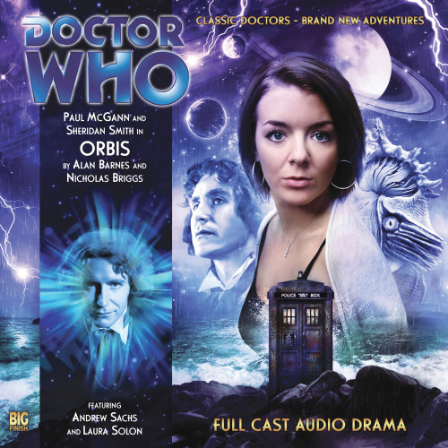 Doctor Who: The Eighth Doctor Adventures #3.1 - ORBIS Big Finish Audio CD
