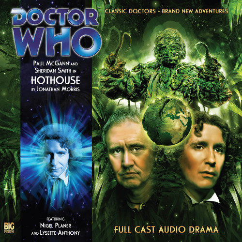 Doctor Who: The Eighth Doctor Adventures #3.2 - HOTHOUSE Big Finish Audio CD