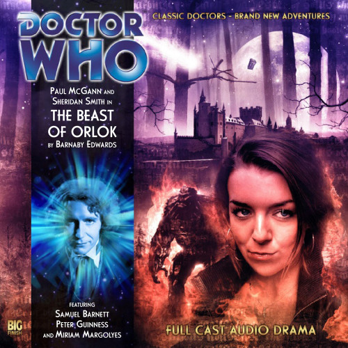 Doctor Who: The Eighth Doctor Adventures #3.3 - THE BEAST OF ORLOK Big Finish Audio CD