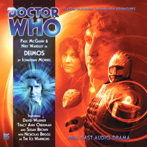 Doctor Who: The Eighth Doctor Adventures #4.5 - DEIMOS Big Finish Audio CD
