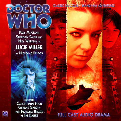 Doctor Who: The Eighth Doctor Adventures #4.9 - LUCIE MILLER Big Finish Audio CD
