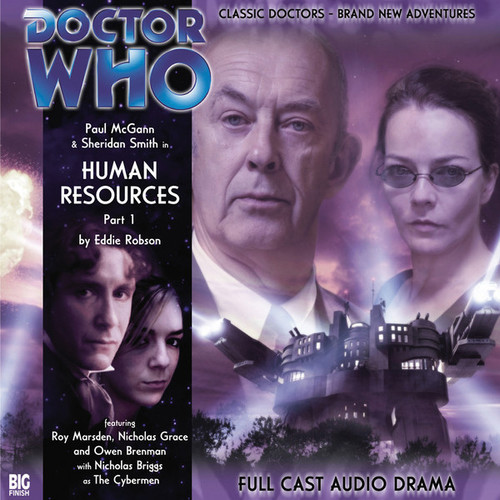 Doctor Who: The Eighth Doctor Adventures #1.7 - HUMAN RESOURCES Part #1 Big Finish Audio CD