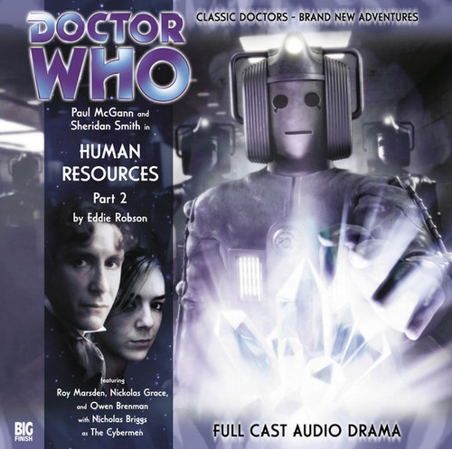 Doctor Who: The Eighth Doctor Adventures #1.8 - HUMAN RESOURCE Part #2 Big Finish Audio CD