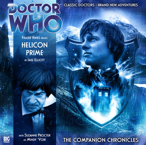Doctor Who Companion Chronicles - HELICON PRIME - Big Finish Audio CD #2.2