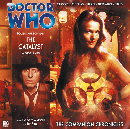 Companion Chronicles - The Catalyst - Big Finish Audio CD 2.4