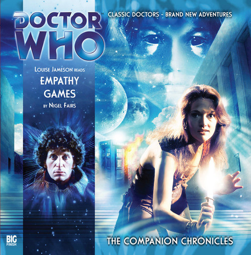 Doctor Who Companion Chronicles - EMPATHY GAMES - Big Finish Audio CD #3.4