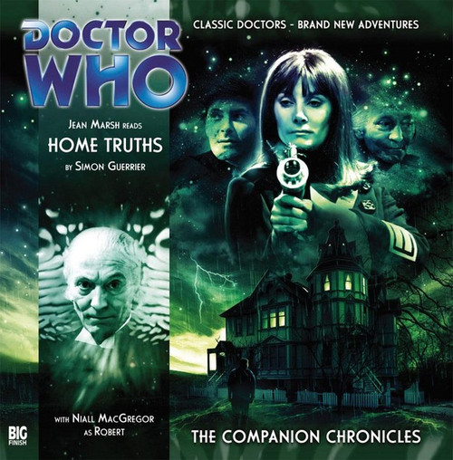 Doctor Who Companion Chronicles - HOME TRUTHS - Finish Audio CD #3.5