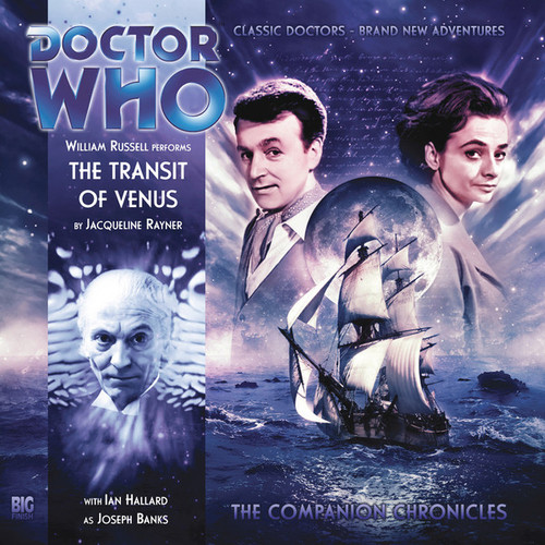 Doctor Who Companion Chronicles - TRANSIT OF VENUS - Big Finish Audio CD #3.7