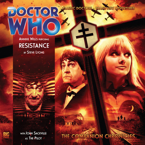 Doctor Who Companion Chronicles - RESISTANCE - Big Finish Audio CD #3.9