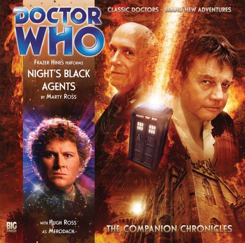 Companion Chronicles - Night's Black Agents - Big Finish Audio CD 4.11
