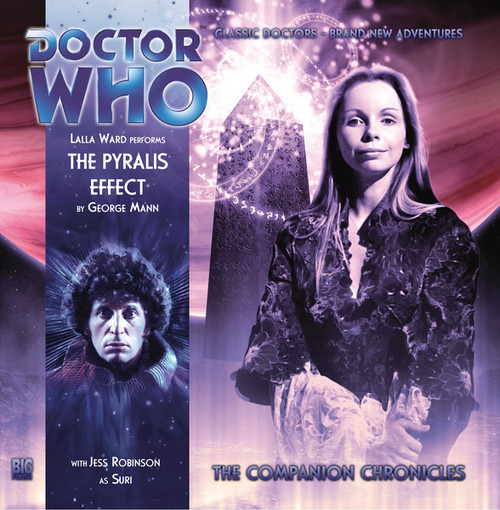 Companion Chronicles - The Pyralis Effect - Big Finish Audio CD 4.4