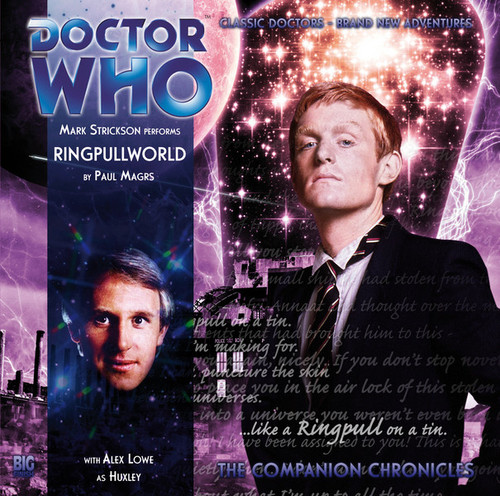 Companion Chronicles - Ringpullworld - Big Finish Audio CD 4.5
