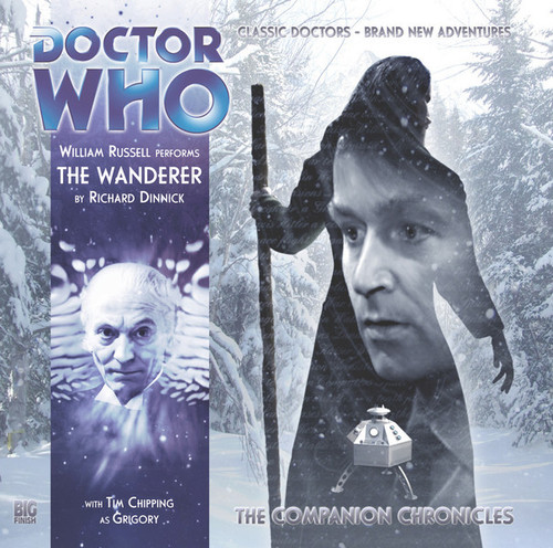 Doctor Who Companion Chronicles - THE WANDERER - Big Finish Audio CD #6.10