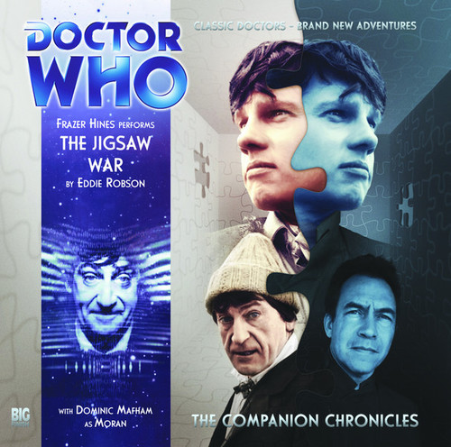Doctor Who Companion Chronicles - THE JIGSAW WAR - Big Finish Audio CD #6.11