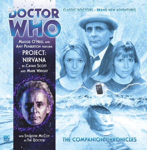 Doctor Who Companion Chronicles - PROJECT: NIRVANA Big Finish Audio CD #7.3