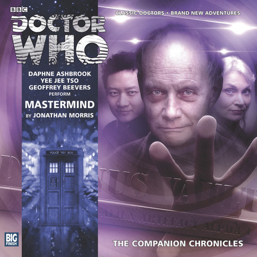 Doctor Who Companion Chronicles - MASTERMIND - Big Finish Audio CD #8.1