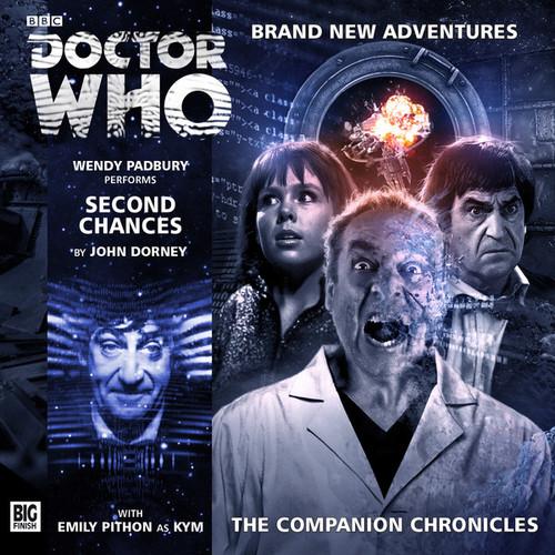 Companion Chronicles - Second Chances - Big Finish Audio CD 8.12