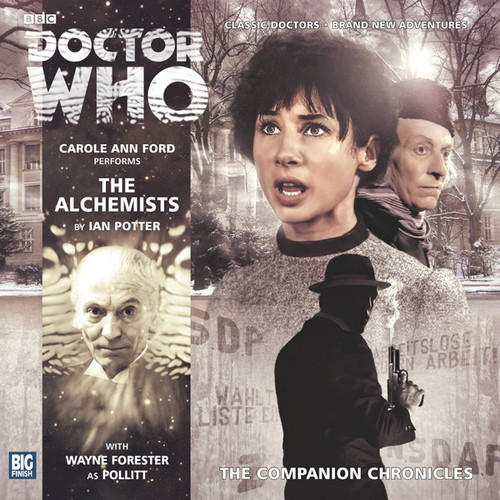 Doctor Who Companion Chronicles - THE ALCHEMISTS - Big Finish Audio CD #8.2