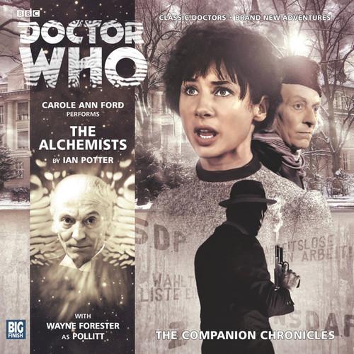 Companion Chronicles - The Alchemists - Big Finish Audio CD 8.2