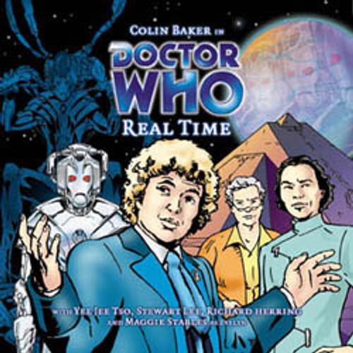 REAL TIME - Special Big Finish Audio CD #1