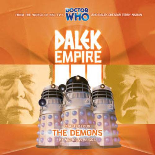 Dalek Empire 3: The Demons #3.4 - Big Finish Audio CD