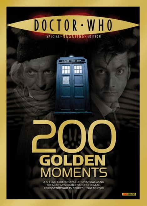 Doctor Who Magazine Special Edition #22 - 200 GOLDEN MOMENTS