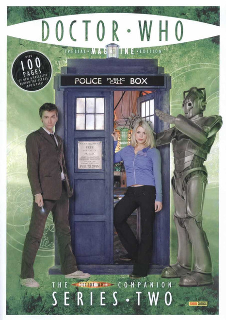 Doctor Who Magazine Special Edition #14 - SERIES TWO 2006 COMPANION
