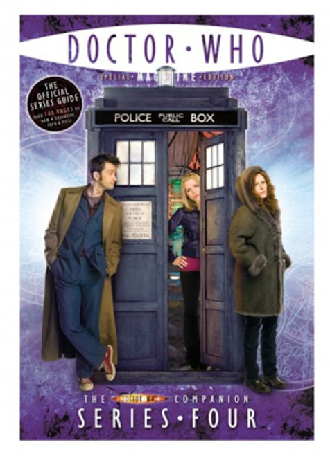 Doctor Who Magazine Special Edition #20 - SERIES FOUR 2008 COMPANION