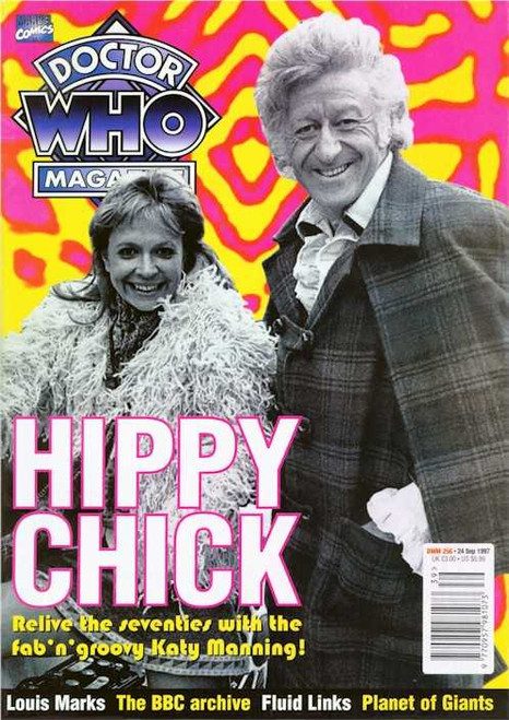 Doctor Who Magazine #256