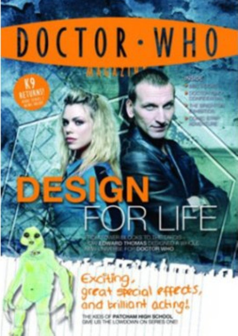 Doctor Who Magazine #361
