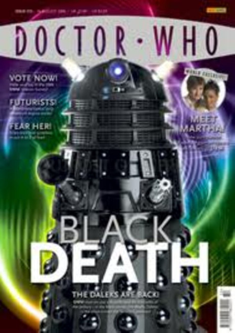 Doctor Who Magazine #372